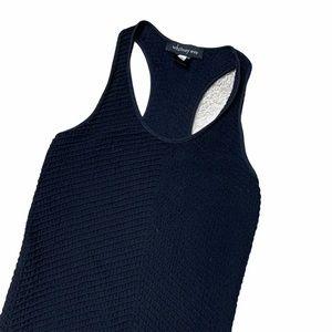 Whitney Eve Black Sleeveless Bodycon Mini Dress